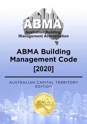 ABMA Building Management Code© cover